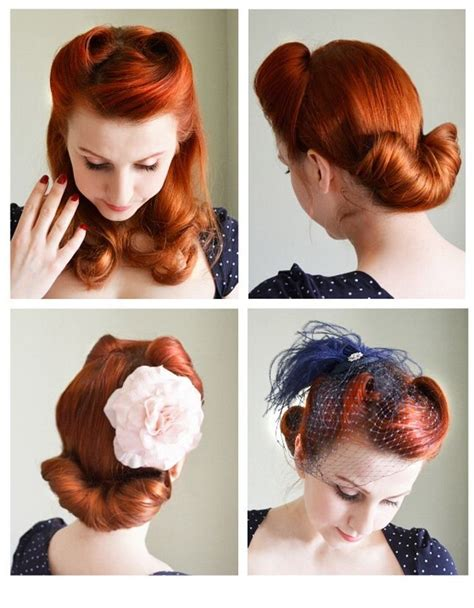 Vintage Bridesmaid Hairstyles by Vintage Bridesmaid Hairstyles のおすすめアイデア 25 件以上