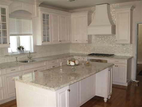 cloud white glimmer glass tile glass tile kitchen