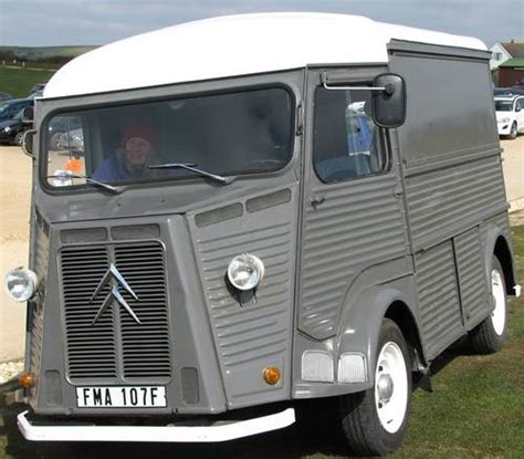 Citroen H For Sale by Citroen H Hy Wheel Arch Sale Agreed Sold 1967