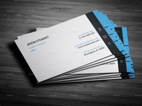 individual business card templates individual business card template by arnabkumar graphicriver