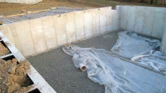 5 types of home foundation systems angies list different types of foundation footings trend home design