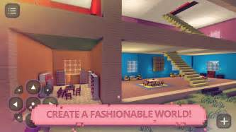 Build A House Game glam doll house girls craft android apps on google play