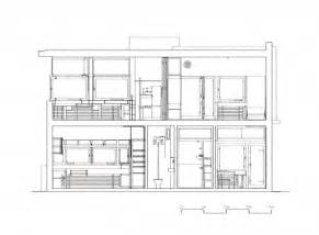Residential Floor Plans And Elevations Residential Building Plan Section Elevation House Plan