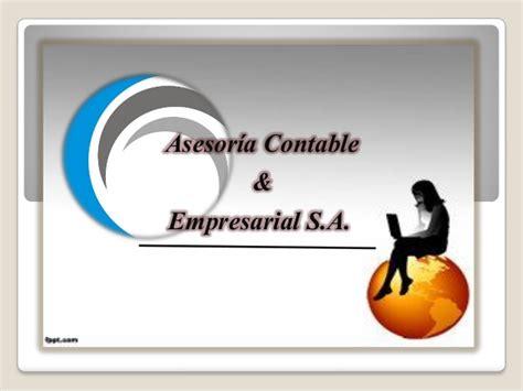 asesor a empresarial calder n presentaci 243 n ppt