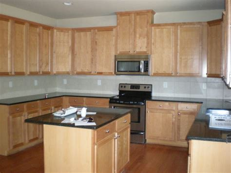 modern kitchen with oak cabinets modern kitchen paint colors with oak cabinets