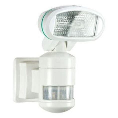 nightwatcher security 220 degree white motorized motion