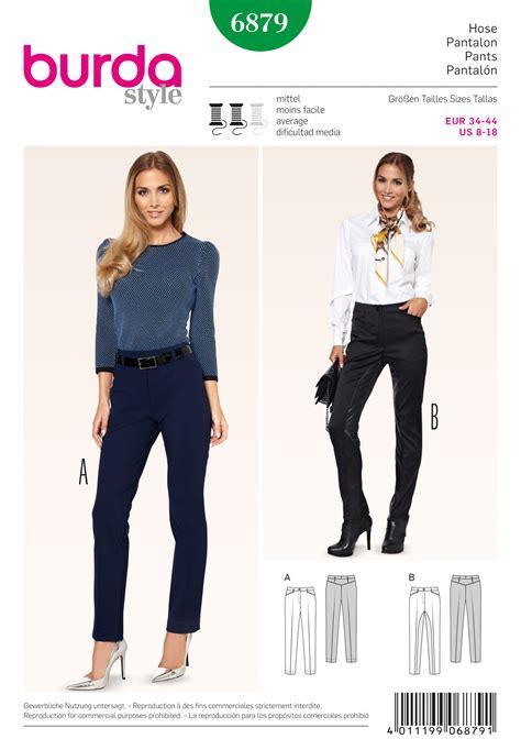 pattern review burda 7700 burda 6879 pants