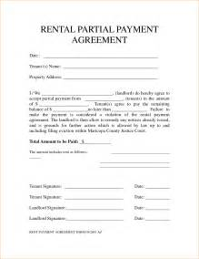 Simple Payment Agreement Template by Sle Contract Of Agreement Of Payment Www Pixshark