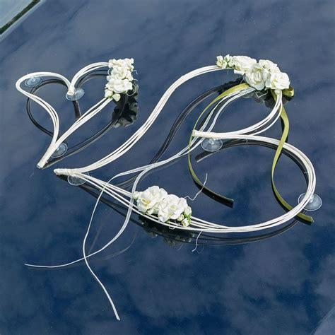 Hochzeit Autoschmuck by Autoschmuck Zur Hochzeit Vintage Herzen Bestellen
