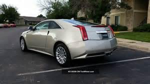 2013 Cadillac Cts 2 Door 2013 Cadillac Cts Premium Coupe 2 Door 3 6l
