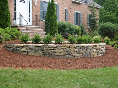 retaining wall designs ideas landscaping stone retaining wall ideas do it yourself retaining