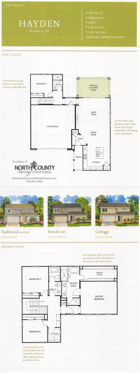 village homes floor plans canteridge floor plans harmony grove village homes