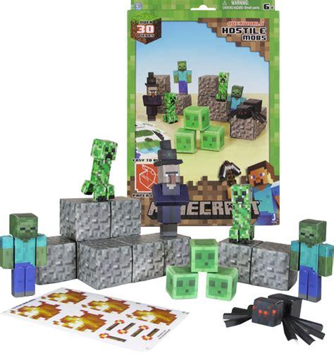 Minecraft Papercraft Animal Mobs Set - paper craft new 443 minecraft papercraft hostile mobs set
