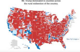 us map of 2016 election do you live in a 5 lessons from the 2016