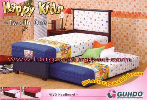 Guhdo Bed Multi Bed Happy 160x200 Donald Set produk baru guhdo springbed