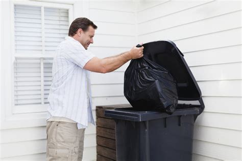 Taking Out The Trash With chores rewards