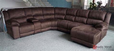 how much is a leather couch new large brown power recliner sectional couch set