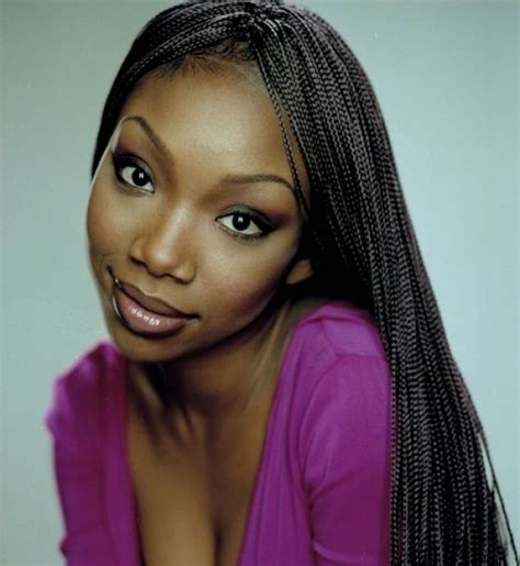 brandy singer no hair black don t crack cont brandy hit 39 yesterday looks 33