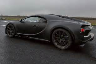 The Price Of A Bugatti New Bugatti Chiron Prototype Spotted