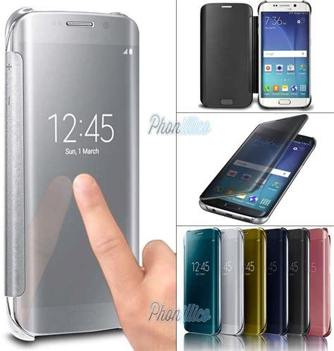 Clear View Flip Cover Samsung J5 2016 J510 Bx51 coque housse etui flip cover clear view pour samsung