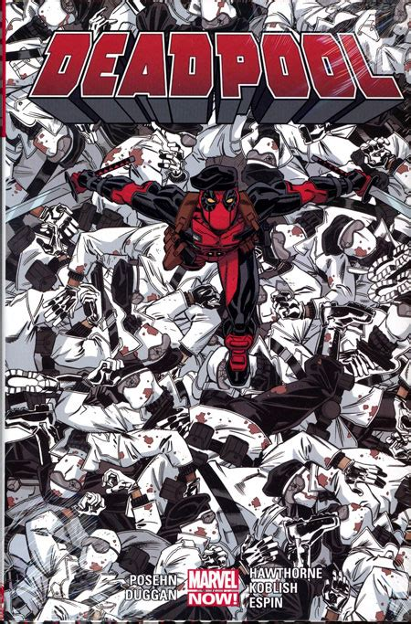 deadpool by posehn deadpool by posehn and duggan hc vol 04 discount comic