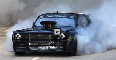 hoonigan drift cars ken block the hoonigan terrorizing the streets mustang