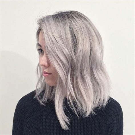 turning gray hair into blond 1000 images about hair on pinterest ombre bobs and