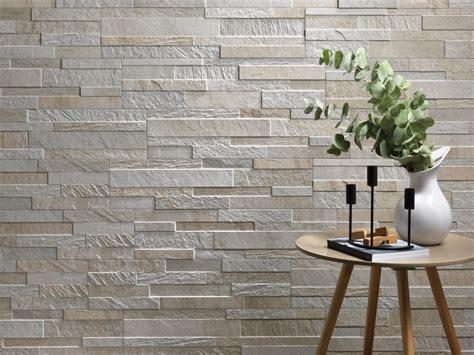 piastrelle effetto pietra parete rivestimento a parete in gres effetto pietra cubics