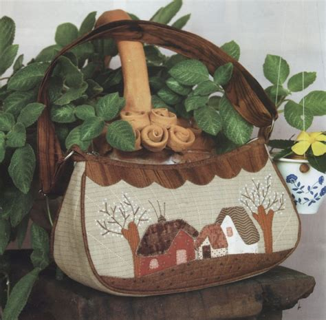 Handmade Handbags Tutorial - 457 best images about embroidered bags on