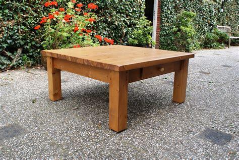 vierkante salontafel landelijk salontafel landelijk vierkant top salontafel blok