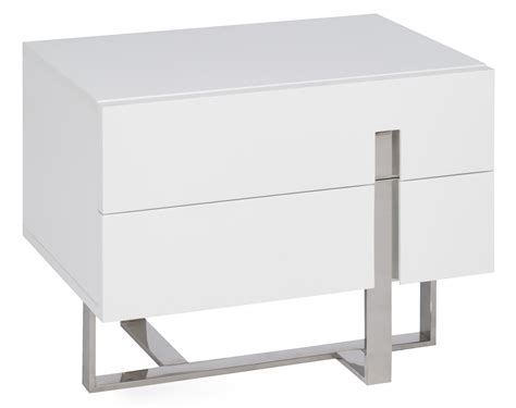 Table De Nuit Blanc by Table De Chevet