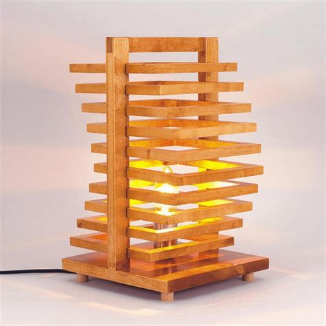 wooden light breathtaking diy wooden l projects to enhance your home