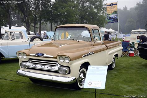 chevrolet apache 1958 1958 chevrolet apache conceptcarz
