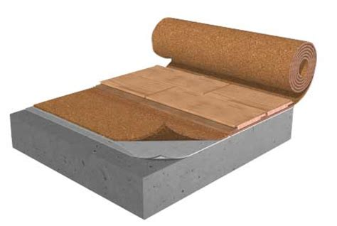 buy cork underlayment rolls and cork underlay planks