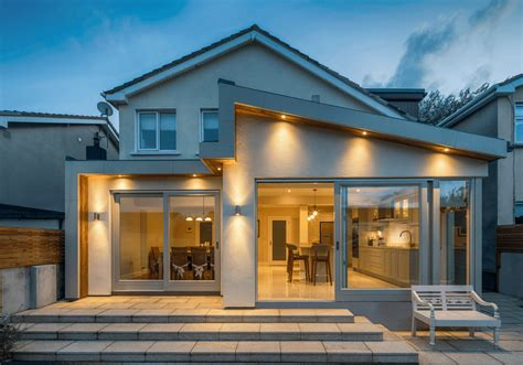 malahide house extension renovation shomera