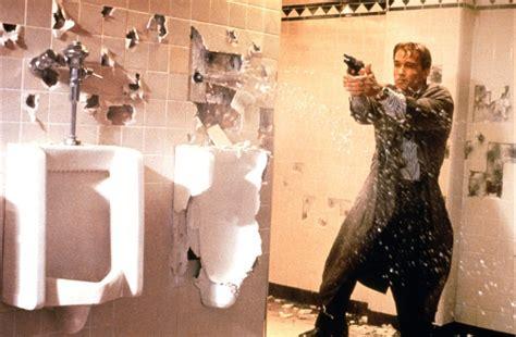 hollywood bathroom scene video hollywood s best bathroom brawls fandango