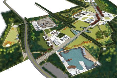 urban design idea altınova recreation area urban design ideas project park