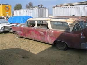 1955 Cadillac Station Wagon 1955 Cadillac Broadmoor Hotel Skyview Station Wagon S