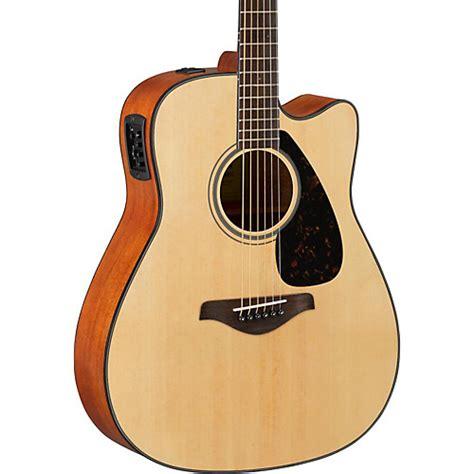 Harga Gitar Yamaha Fg 800 yamaha fg series fgx800c acoustic electric guitar