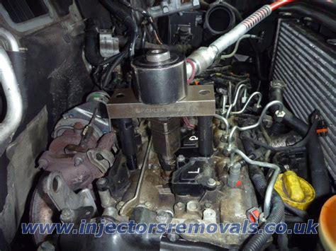 Injector Assy Fuel Carnival Bensin vivaro 2 5 injector removal on cadillac