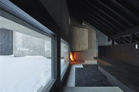 inverted house the oslo school of architecture and