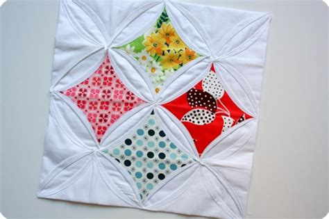 How To Make Cathedral Window Patchwork - quality sewing tutorials cathedral window quilt block