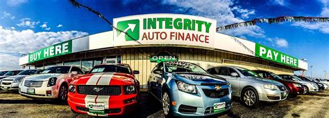 buy  pay  car lots  okc integrity auto finance