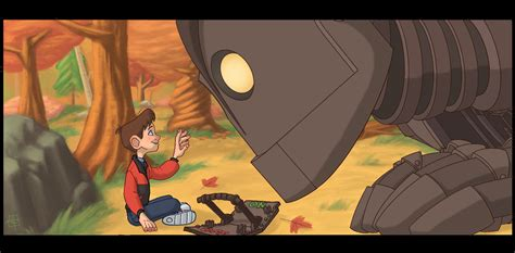 The Iron Giant by The Iron Giant History Of Film And Motion Arts