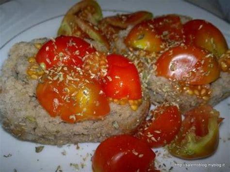 cucina tipica salentina cucina tipica salentina friselle e pomodoro paperblog