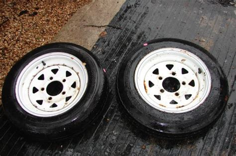 usa made boat trailer tires 13 inch boat trailer rims for sale