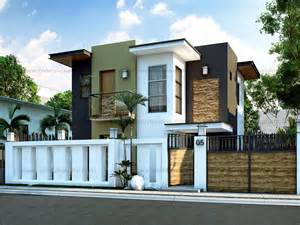 House Plans Designs Modern House Design Series Mhd 2015016 Pinoy Eplans