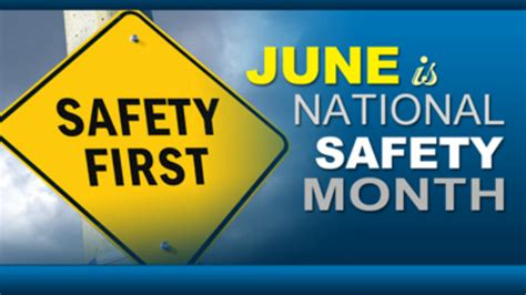 june is national safety month wotv4women