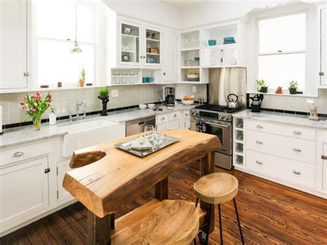 white kitchen islands pictures ideas tips from hgtv hgtv photo page hgtv