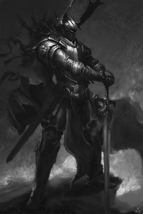 black knight darkness is coming become this to fight with it